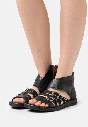 Sandales classiques / Spartiates - nero