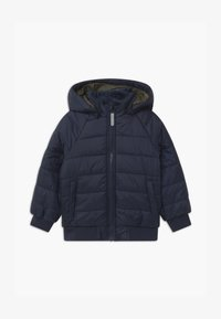 Lindex - MINI LIGHT PADDED - Winterjas - dark navy - 0