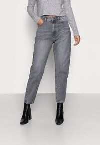 Dr.Denim Petite - NORA  - Relaxed fit jeans - washed grey - 0