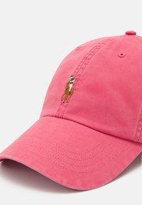 Polo Ralph Lauren - CLASSIC SPORT UNISEX - Czapka z daszkiem - nantucket red - 4