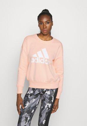 BOS CREW - Sweatshirt - hazcor