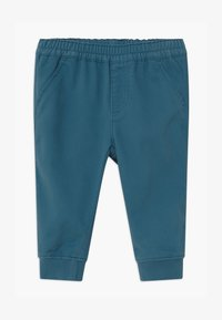 Benetton - Trousers - blue - 0