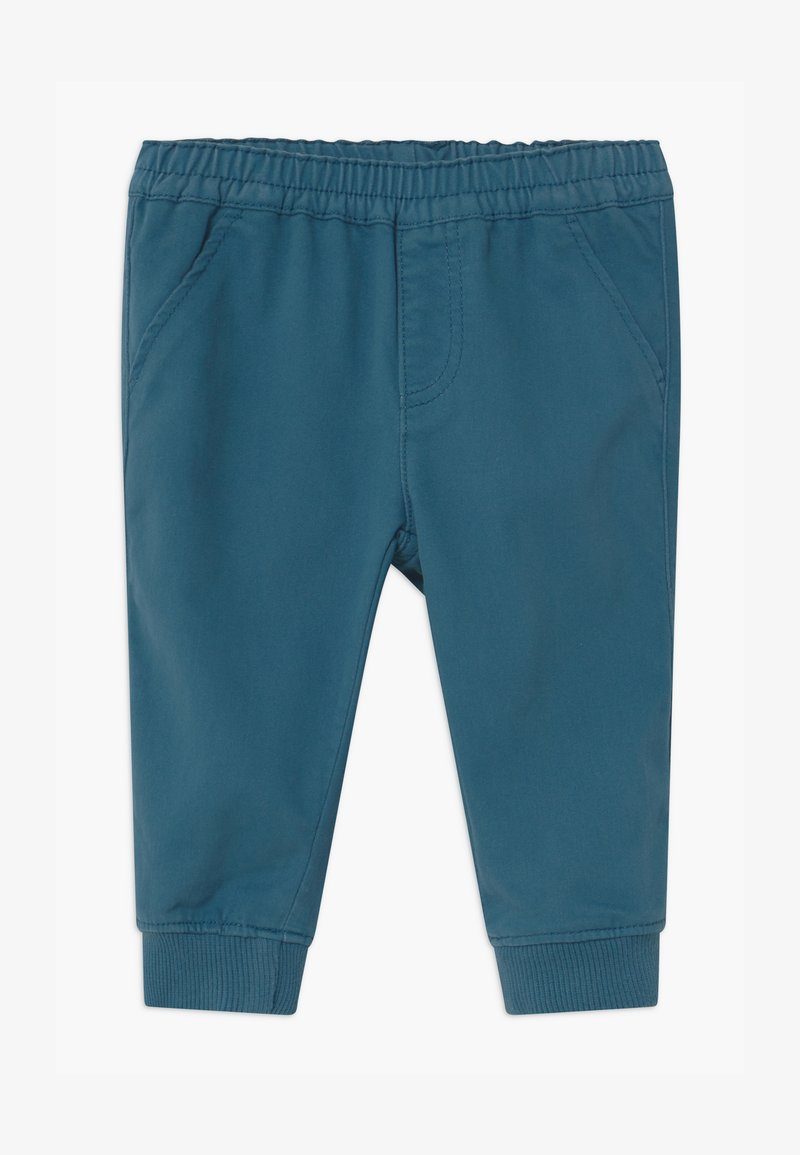 Benetton - Trousers - blue
