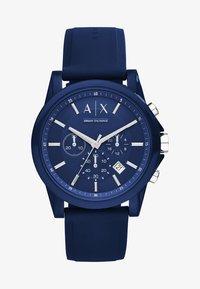 Armani Exchange - Chronograph watch - blau - 1