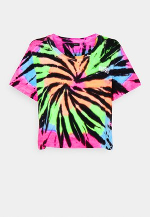 Print T-shirt - multicolour