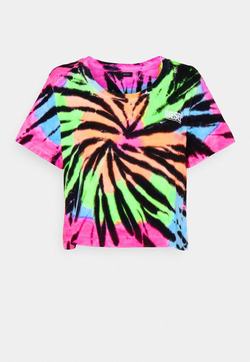 Diesel - Print T-shirt - multicolour