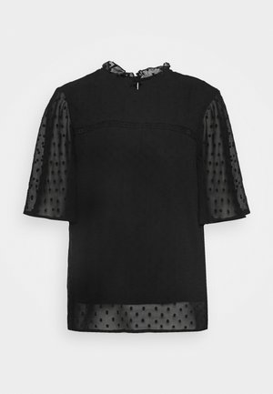 VMTHEA - Blouse - black