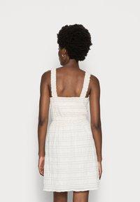 NAF NAF - RAINA  - Day dress - ecru - 2