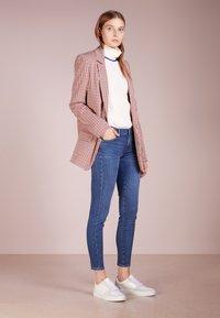 7 for all mankind - CROP - Jeans Skinny Fit - bair vintage dusk - 1
