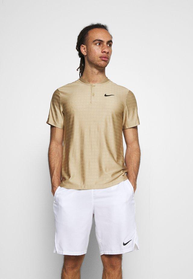 T-shirt print - parachute beige
