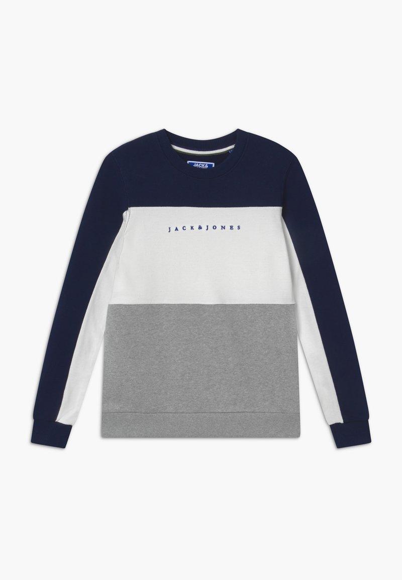 Jack & Jones Junior - JORPRO CREW - Sweater - navy blazer