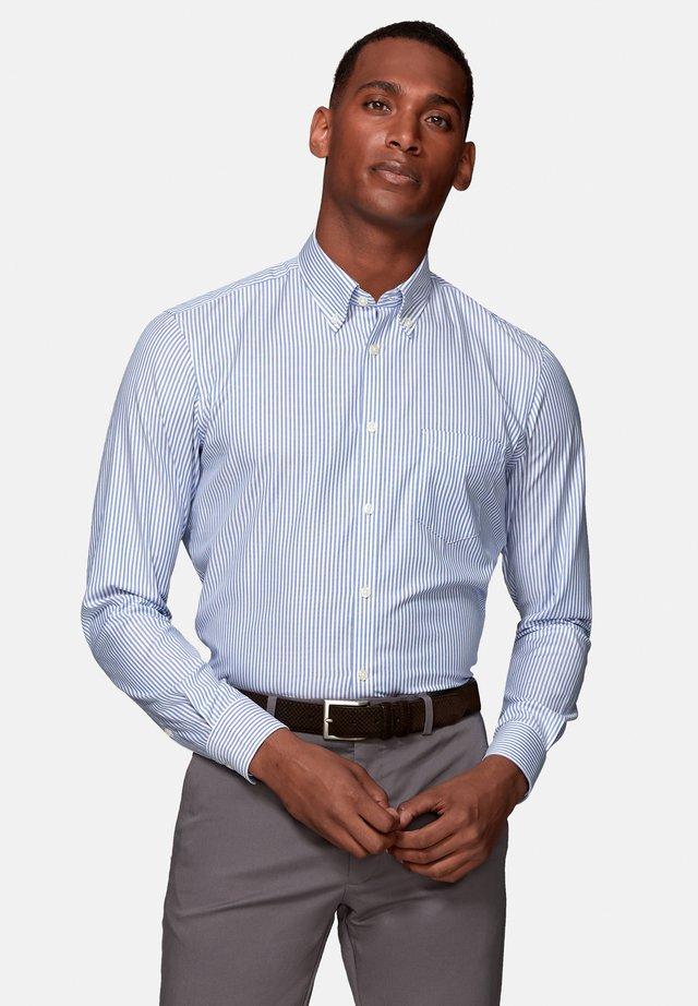 SLIM FIT ROYAL OXFORD  - Shirt - blue