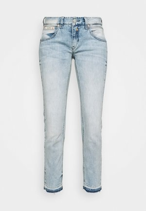 TOUCH CROPPED TOUCH - Jean slim - ice