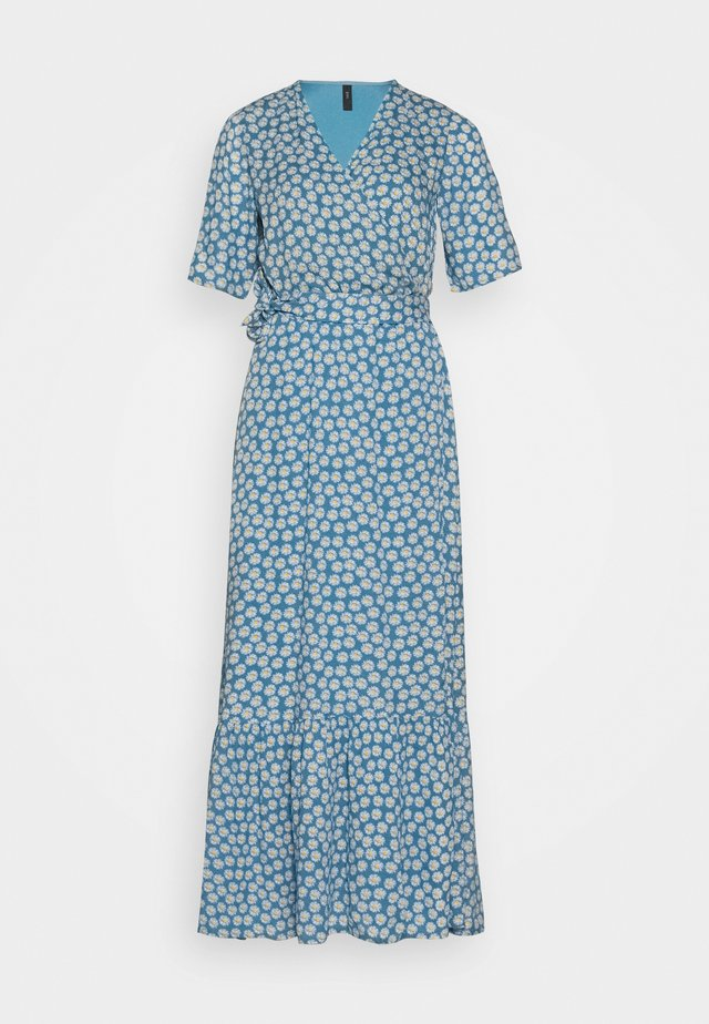 YASDAISY LONG DRESS TALL - Maxi dress - blue heaven