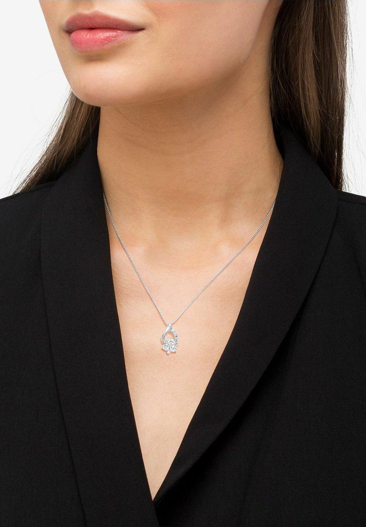 Damen MIT ANHÄNGER BLU - Halskette