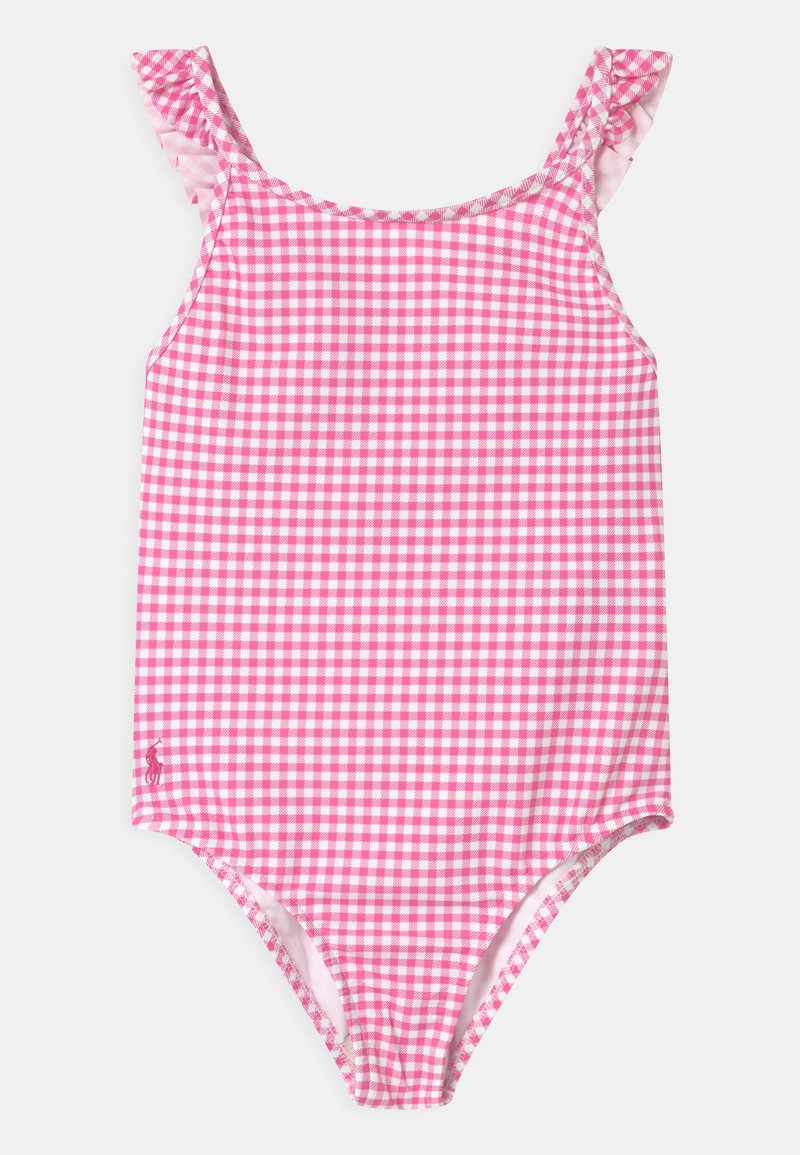 Polo Ralph Lauren - SWIMWEAR - Plavky - baja pink/white
