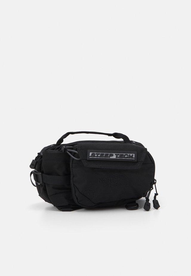 UNISEX - Bæltetasker - black