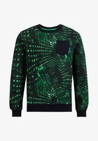 WE Fashion - MET DESSIN - Felpa - green - 3