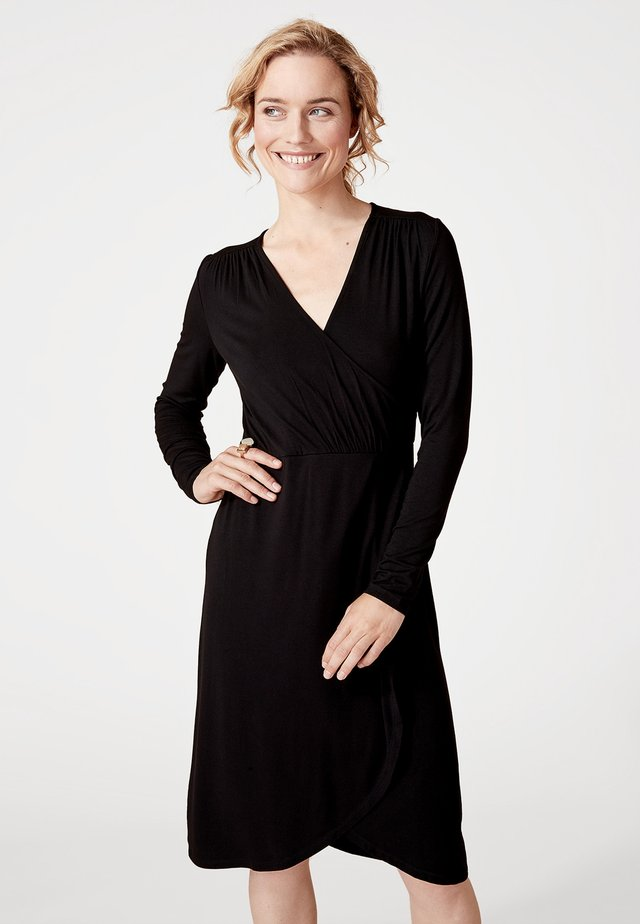 VIVI - Day dress - black