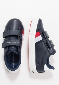 Tommy Hilfiger - Sneakers laag - blue/white - 0