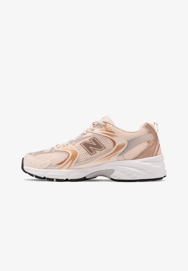 Sneakers laag - light pink/rose gold