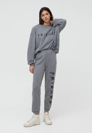 FRIENDS - Sweatshirt - grey
