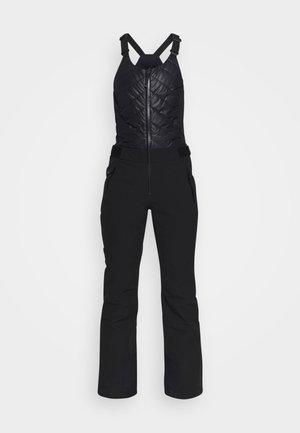 IVIE - Spodnie narciarskie - black