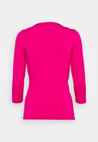 Lauren Ralph Lauren - Top sdlouhým rukávem - nouveau bright pink - 1