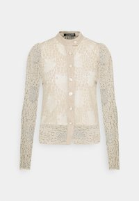 Fashion Union - THIRST - Button-down blouse - cream - 0