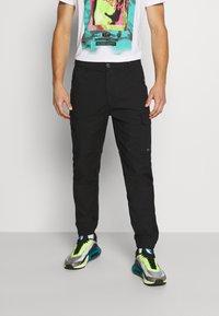 Blend - Pantaloni cargo - black - 0
