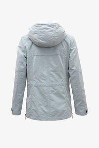 Barbara Lebek - MIT KAPUZE - Outdoor jacket - aqua - 1