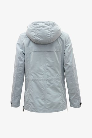 MIT KAPUZE - Outdoor jacket - aqua
