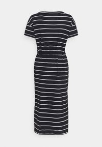 edc by Esprit - CRISPY DRESS - Jersey dress - navy - 1