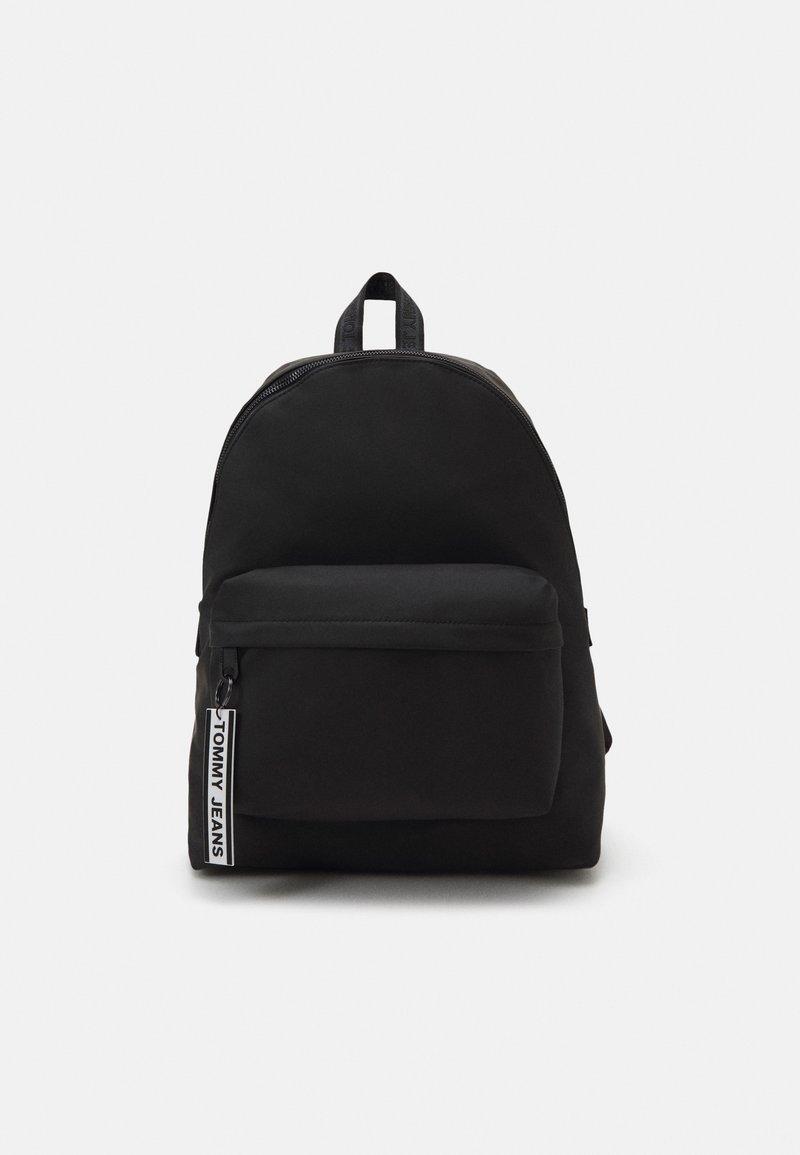 Tommy Jeans - LOGO TAPE BACKPACK - Plecak - black