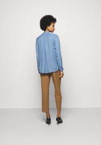 Polo Ralph Lauren - IDA LONG SLEEVE - Blouse - lake blue - 2