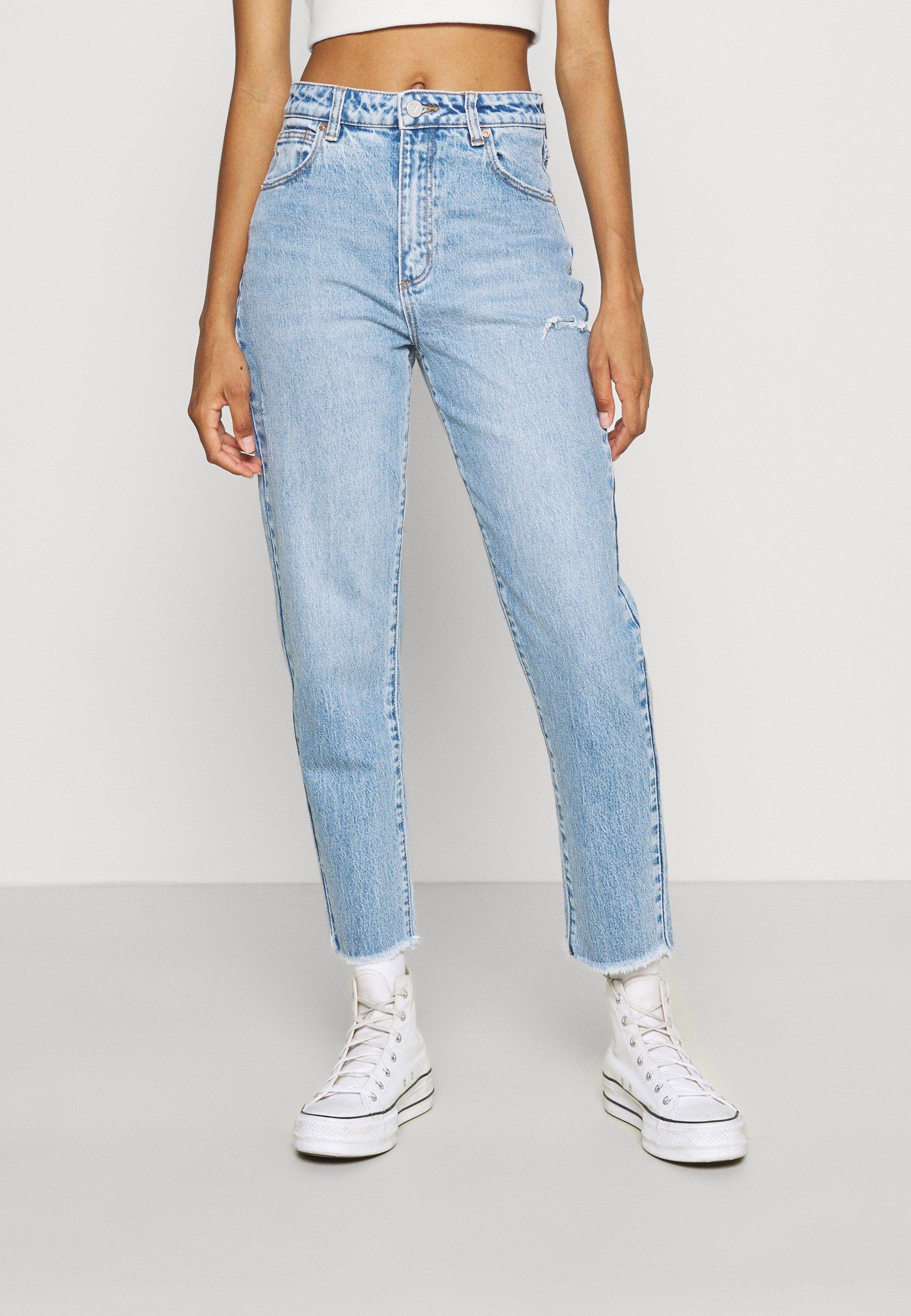 Women HIGH SLIM - Slim fit jeans