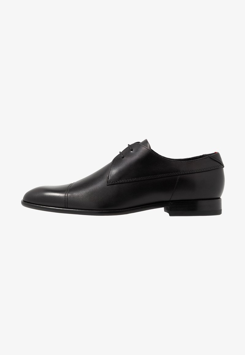 HUGO - APPEAL - Smart lace-ups - black
