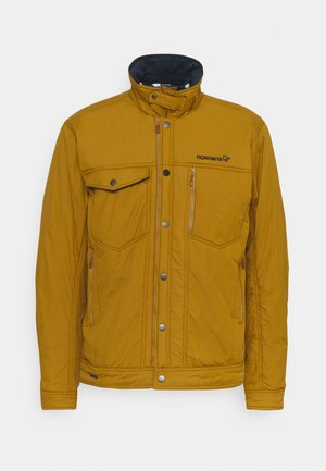 TAMOK INSULATED JACKET - Blouson - camel