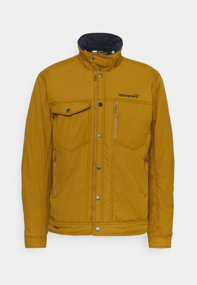 TAMOK INSULATED JACKET - Outdoor jacket - camel