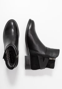 Caprice - Classic ankle boots - black - 3