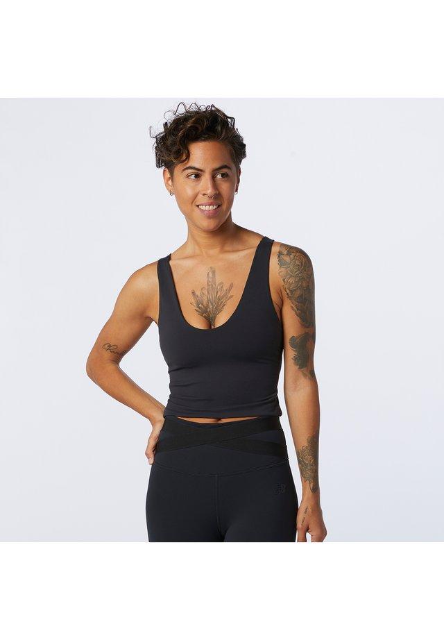 TRANSFORM - Sportshirt - black