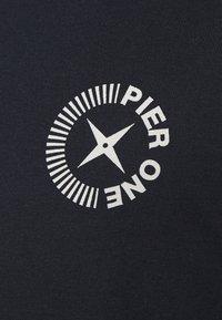 Pier One - Long sleeved top - dark blue - 5