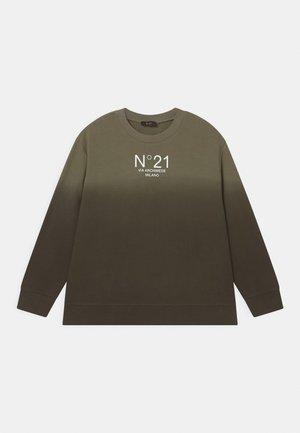 UNISEX - Sweatshirt - military green