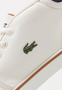 Lacoste - AMPTHILL - High-top trainers - offwhite/navy - 2