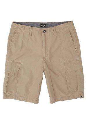 SCHEME  - Shorts - light khaki