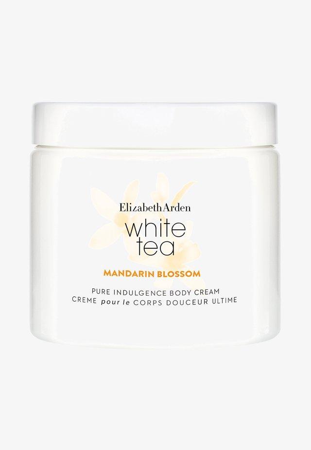 WHITE TEA MANDARIN BLOSSOM BODYCREAM - Fuktighetskräm - -