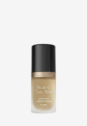 BORN THIS WAY FOUNDATION - Foundation - golden beige
