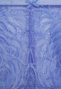 Cotton On Body - SUMMER BRASILIANO BRIEF 3 PACK - Briefs - cornflower lilac/lilac snow/black - 5