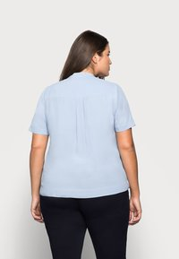 Selected Femme Curve - SLFALLA CURVE - Bluser - cashmere blue - 2