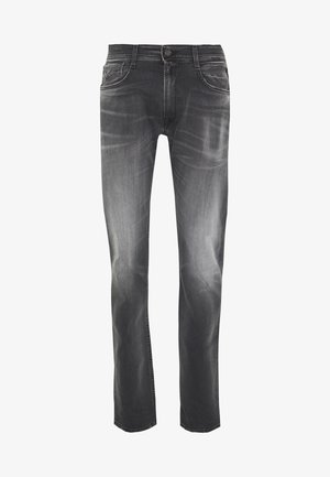 ROCCO - Straight leg jeans - dark grey